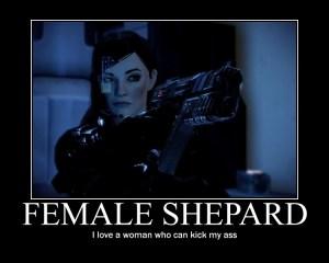 FemaleShepard