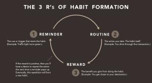 3 R Habit