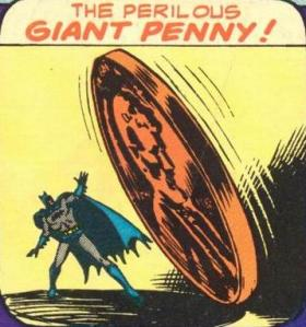 giant penny