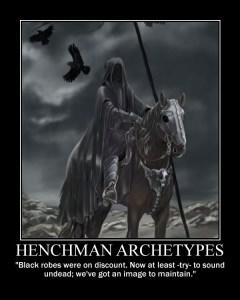 HenchmenArchetypes