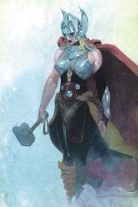 October will see the debut of a new Thor.