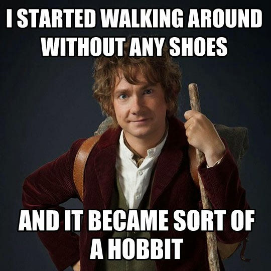 funny-Hobbit-shoes-Bilbo-walking