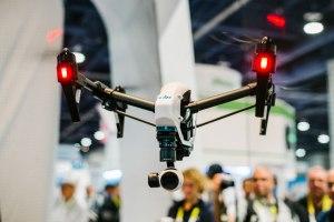 4K Inspire 1 drone from DJI