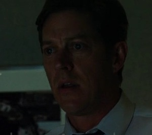 Kevin Rahm in Nightcrawler. Not saying identical to managing editor, but there's a resemblance.