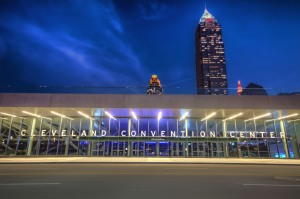 The Cleveland Convention Center, home of Wizard World Cleveland