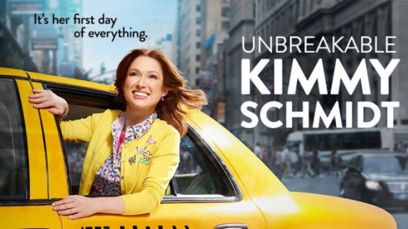Ellie Kemper is Unbreakable Kimmy Schmidt