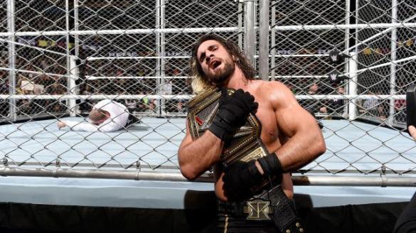 Seth Rollins Retains