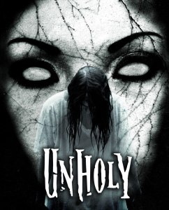 "Concept cover art for Enyx Studios ""Unholy"" game"