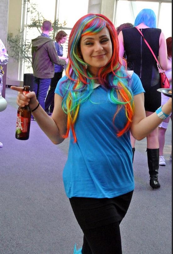 yuri rainbow dash