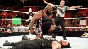 Reigns laid out