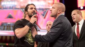 Rollins Angry