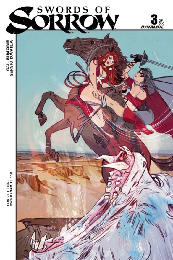 Swords of Sorrow 3