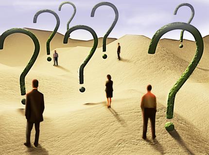 questions desert