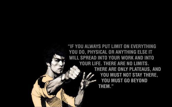 Bruce Lee limits