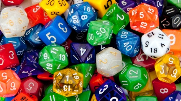 game dice